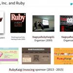 Misocaドリンクアップを開催しました #rubykaigi